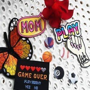 Stickers para customizar