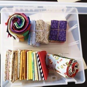 Costureros, cajas de accesorios , maletas de costura.