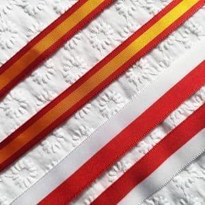 Lazos de banderas