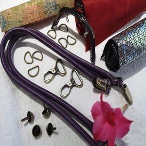 Materiales para bolsos