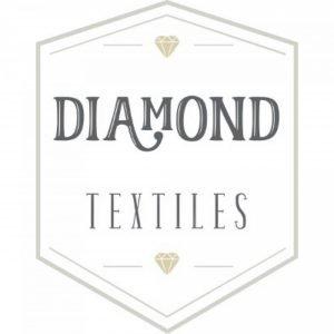 Diamond textiles