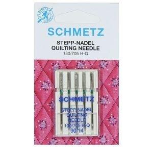 Agujas para máquina de quilting.75-Schmetz