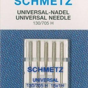 Agujas de máquina universales variadas Schmetz