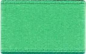 Lazo de raso verde primavera 25mm
