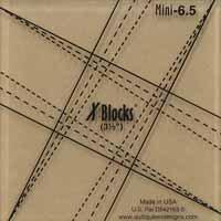 Regla Mini X-Blocks 6.5