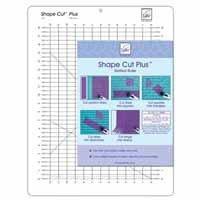"Plantilla June Tailor ""shape cut"" 12"" x 18"""