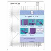 "Plantilla June Tailor ""shape cut"" 12"" x 12"""