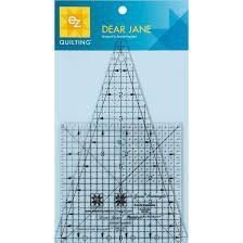 Set plantillas para colcha Dear Jane