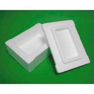 Caja baúl de porex