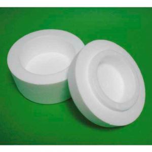 Cajas de porex redonda
