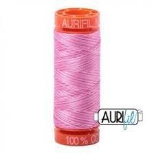 AURIFIL-3660-Rosa matizado (100% algodon) 200 metros