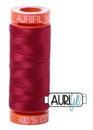 AURIFIL-2260 granate (100% algodon) 200 metros