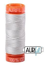 AURIFIL-4060 Gris matizado (100% algodon) 200 metros