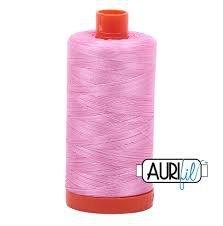 AURIFIL-3660 Rosa (100% algodón)1300metros-