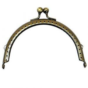 Boquilla ovalada para monedero (8,50 cm)