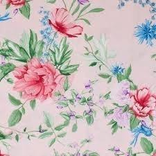 Flores de hibiscus sobre azulina-Blooms de Güttermann