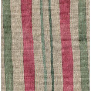 Tela de rayas de lino con viscosa 1,40