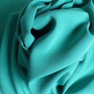 Tela de crepé en azulón