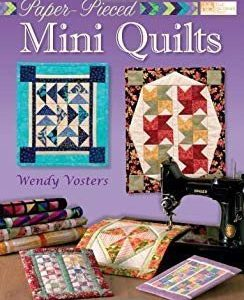 Quick-strip Paper piecing by Peggy Martin