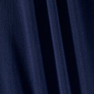 Tela de crepé en azul marino