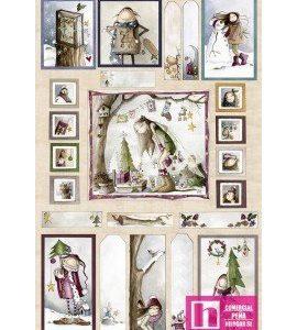 Panel de navidad 1 El altillo de los duendes