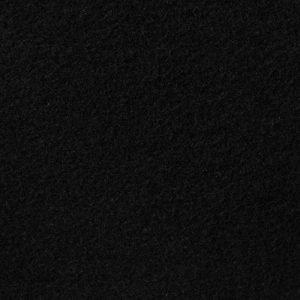 Tela de mouflón color negro