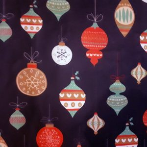 Mantel merry christmas