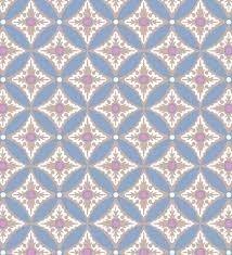 Tela de Jersey de motivos geométricos en rosas de gütermann
