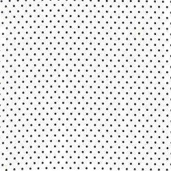 Lunares negros sobre blanco de Michael Miller