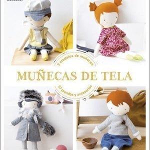 Muñecas de telas y labores con encanto