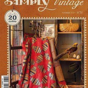 Simple vintage Nº 33