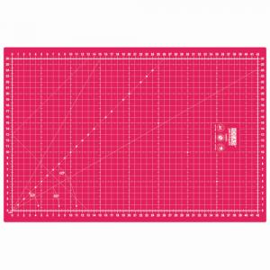 Base de corte 45X30 cm de ideas verde
