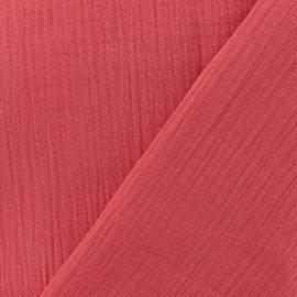 Gasa doble de color mostaza