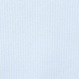 Pique liso de canutillo en azulina