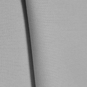 Pique liso de canutillo en gris