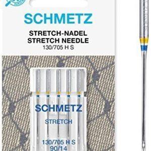 Agujas de máquina para punto. 75-Schmetz