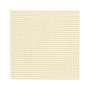 Tela de panamá blanco para punto de cruz (1,50)