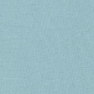Tela lisa de color azul medio de 1.50 de ancho