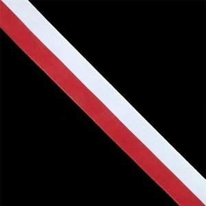 Rollo de cinta de bandera de Cantabria de 6 mm