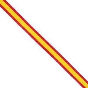 Cinta por metros con la bandera de Cantabria de 25mm
