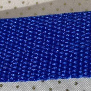 Cinta de mochila azulón de 30mm