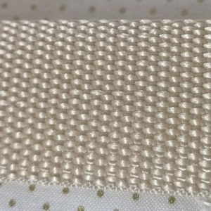 Cinta de mochila beige de 40mm