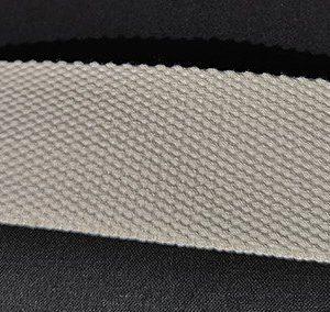 Cinta crudo de mochila de algodón 35 mm