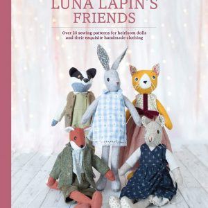 SEWING LUNALAPIN´S FRIENDS
