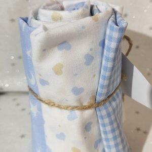 Pack de restos en azules infantiles (medio metro)