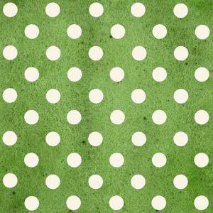 Tela verde con aguas en verdes