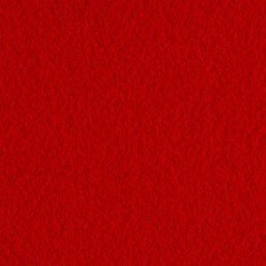 Fieltro de color rojo (90x50 cm)