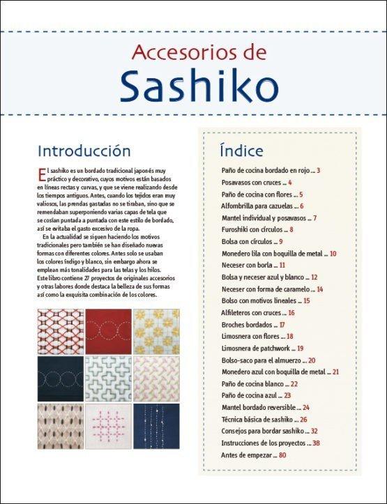 Accesorios de Sashico
