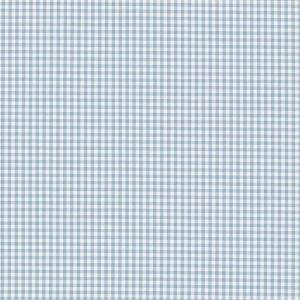 Cuadritos vichy en azulina y blanco de 3 mm (Ancho 1.50)
