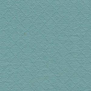 Tela japonesa en azules con motivos romboidales de Diamond textiles